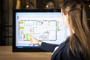 GoBright Work - Mapping - DeskBooking