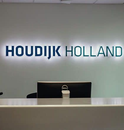 Houdijk Holland - Room Booking & Visitor Registration - GoBright