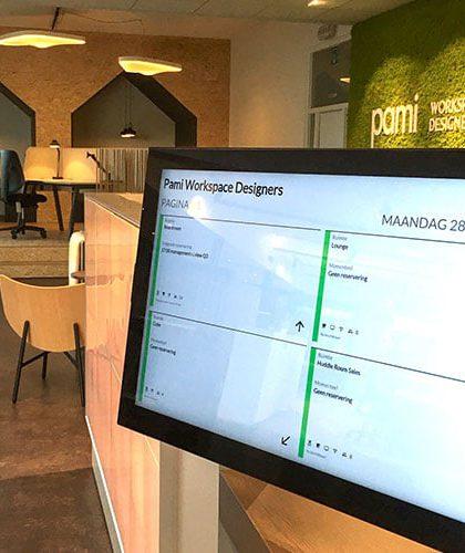 Pami - Workspace Designers - GoBright Partner