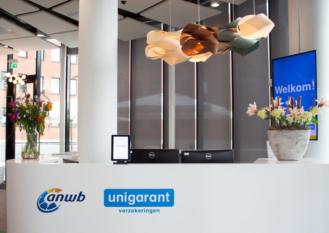 GoBright Room Booking - Visitor registration - Unigarant