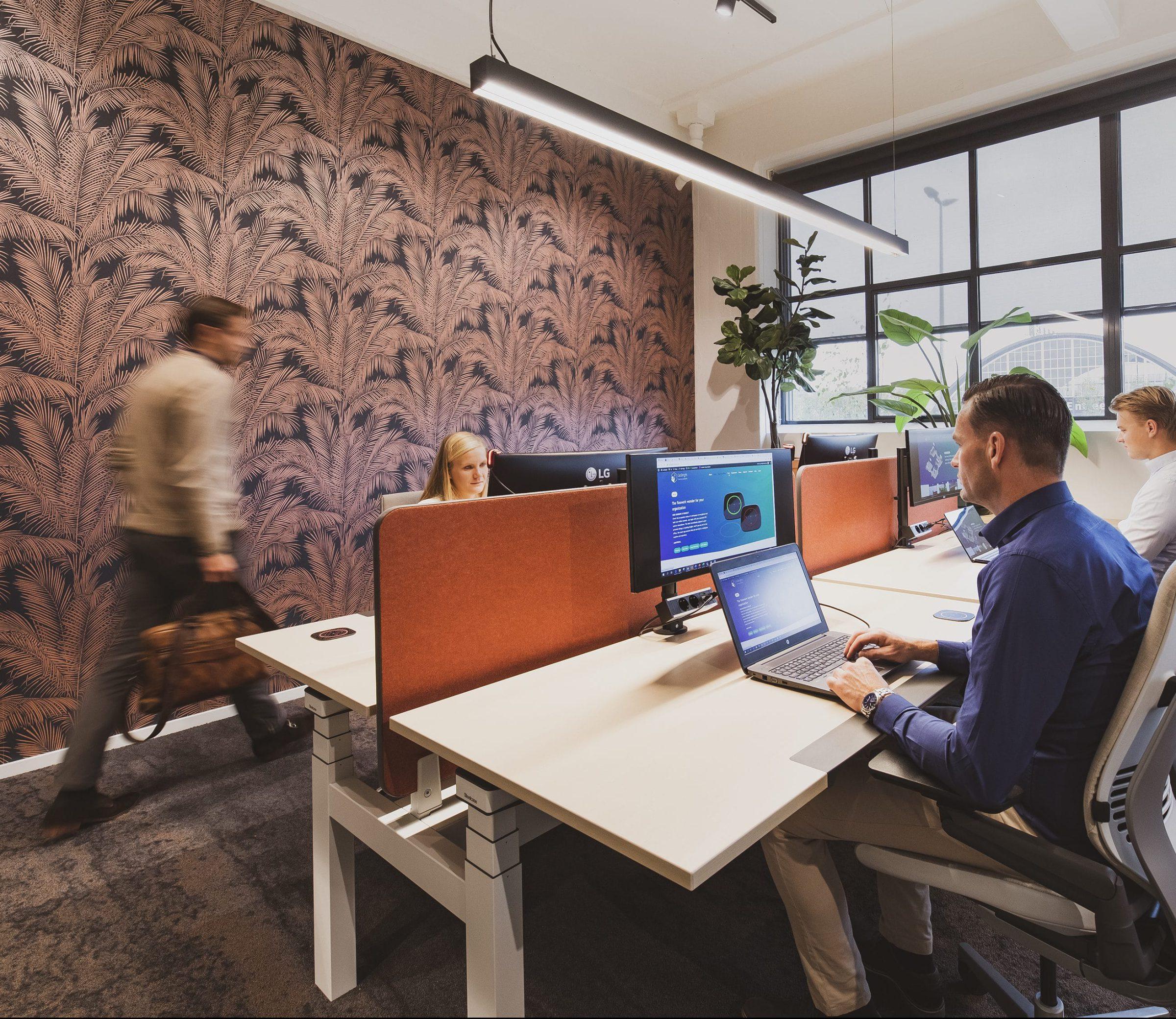 GoBright - desk management - office life - work - Desk Booking