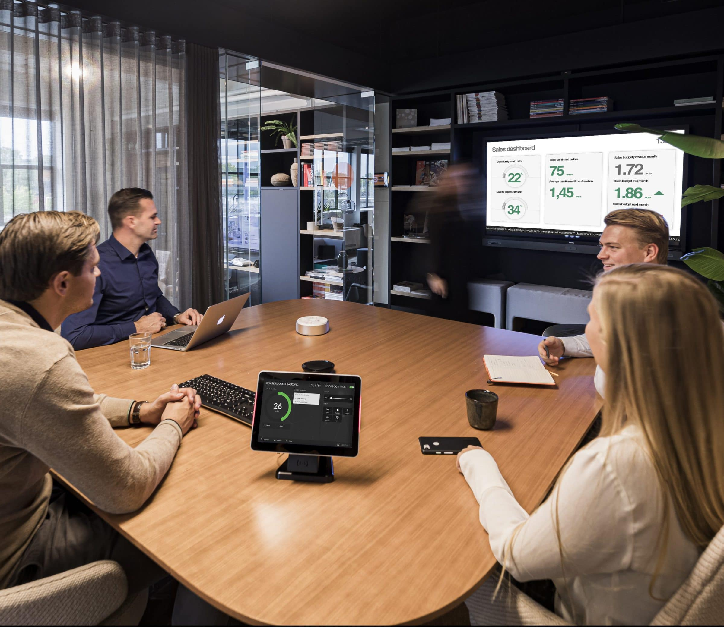 GoBright View - Digital Signage - Narrowcasting - software solutions