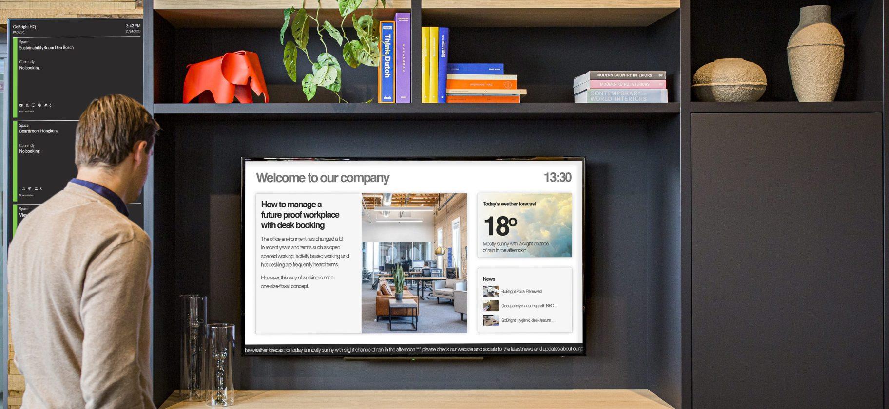 GoBright View - Digital Signage - Narrowcasting