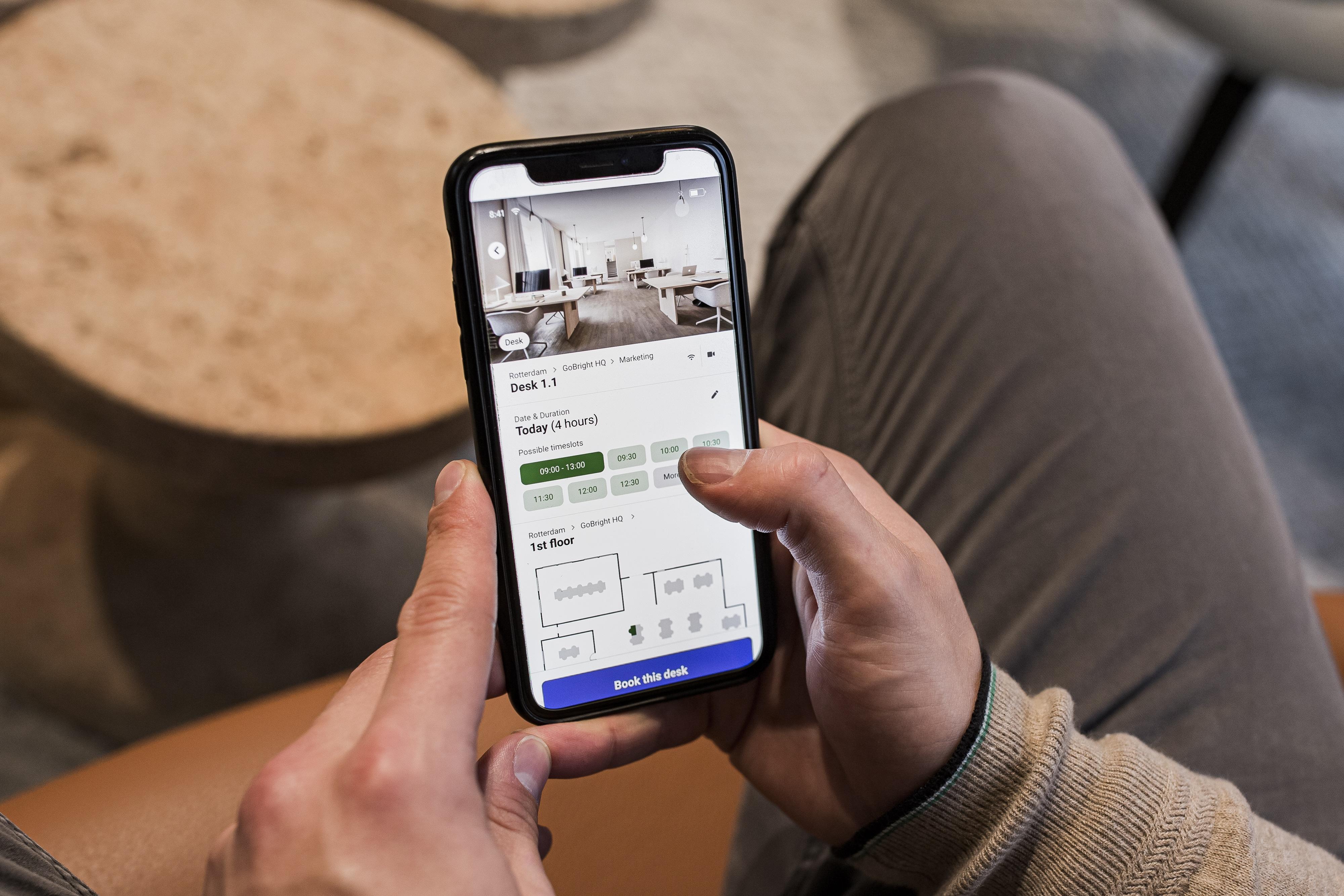 GoBright Mobile App