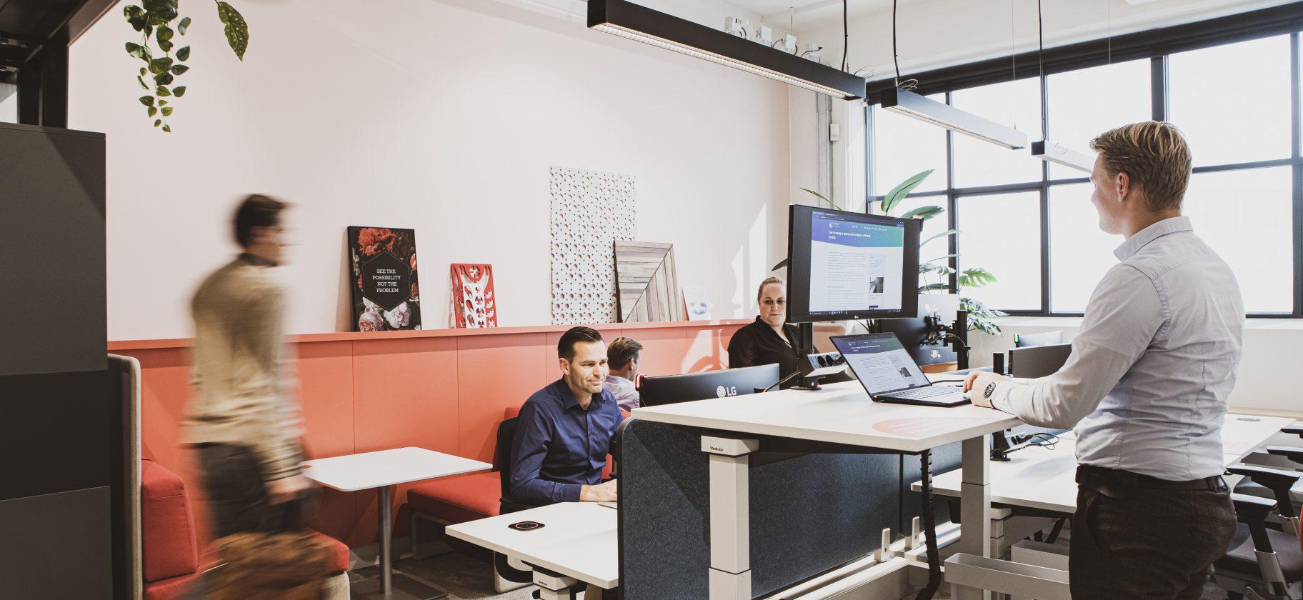 GoBright Work - Desk Booking - Desk Management