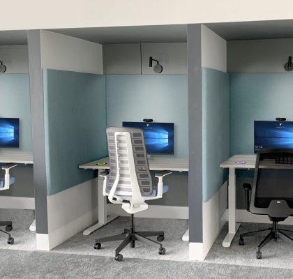 Gobright Work - Thirteen Group - Desk Booking