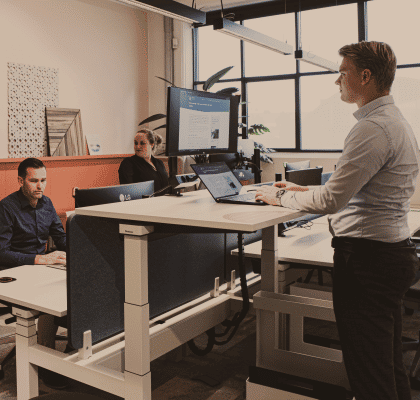 GoBright - sit stand desks