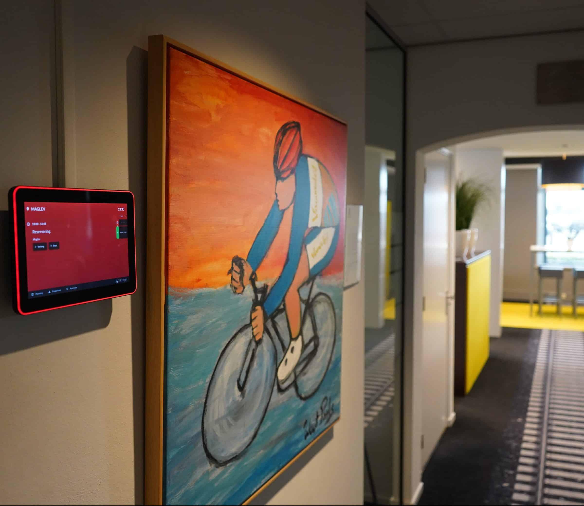 Vitelia - GoBright Room Booking - Room Panel