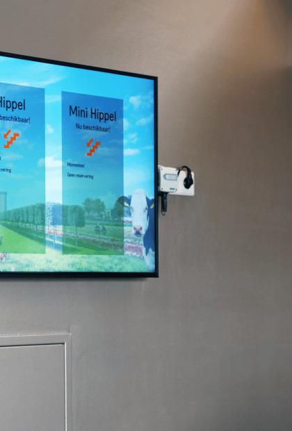 Vitelia - GoBright Wayfinding - Digital Signage