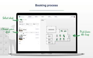 GoBright - New Dashboard - Booking process